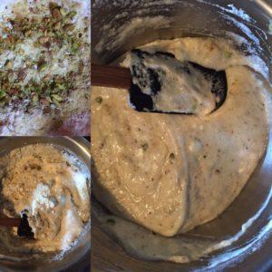 dacquoise pistache