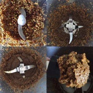 réaliser la pâte de pistache maison