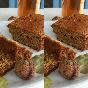 pain d'epice maison et sans gluten