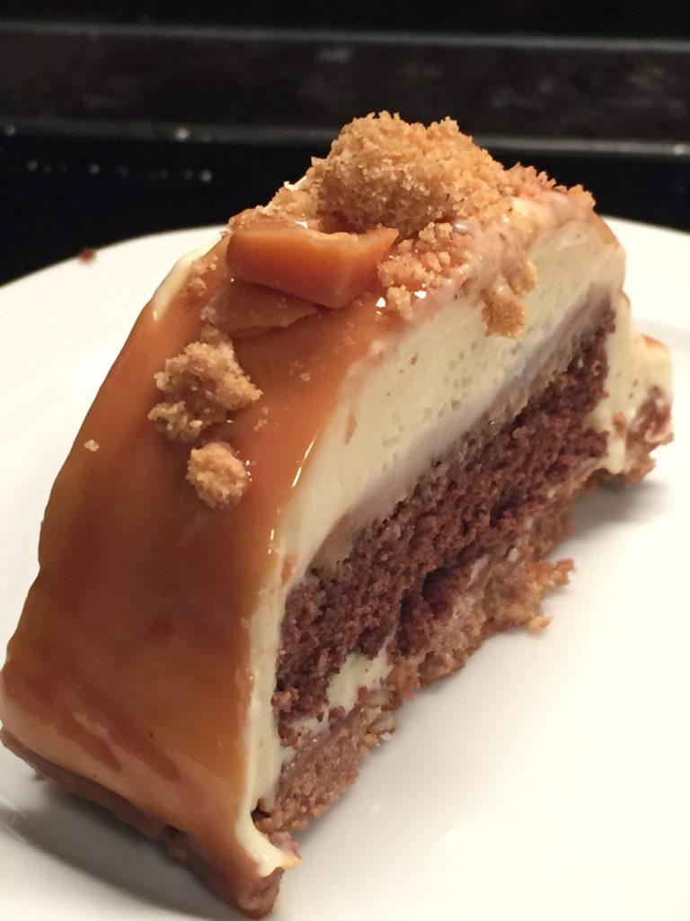 patisserie vanille caramel Meert