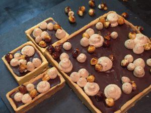 tarte gianduja praline sans gluten