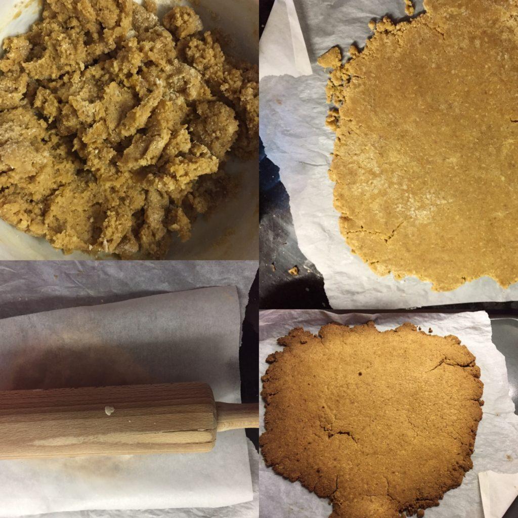 biscuit croustillant sans gluten