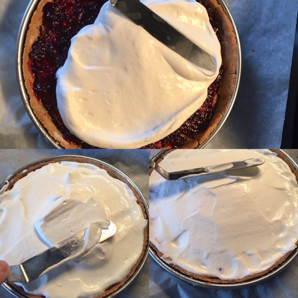 tarte mont blanc sans gluten