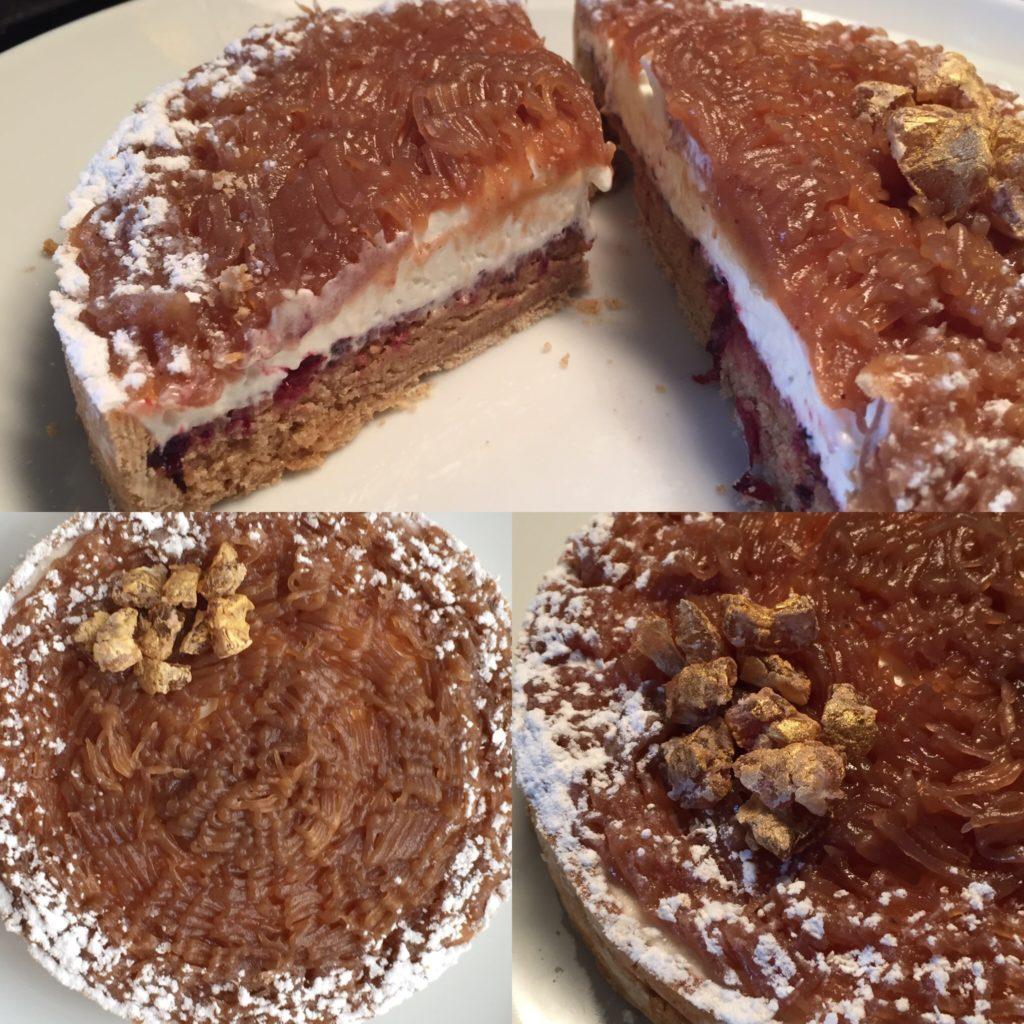 recette de Mont blanc sans gluten