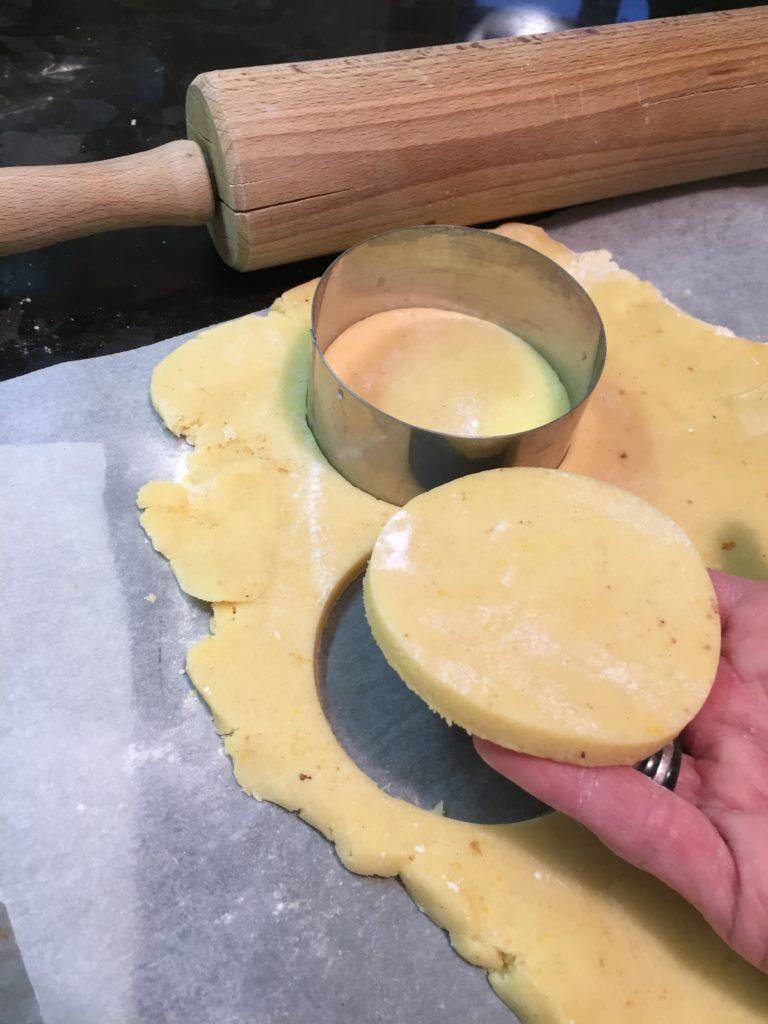 fond de pate sablee sans gluten