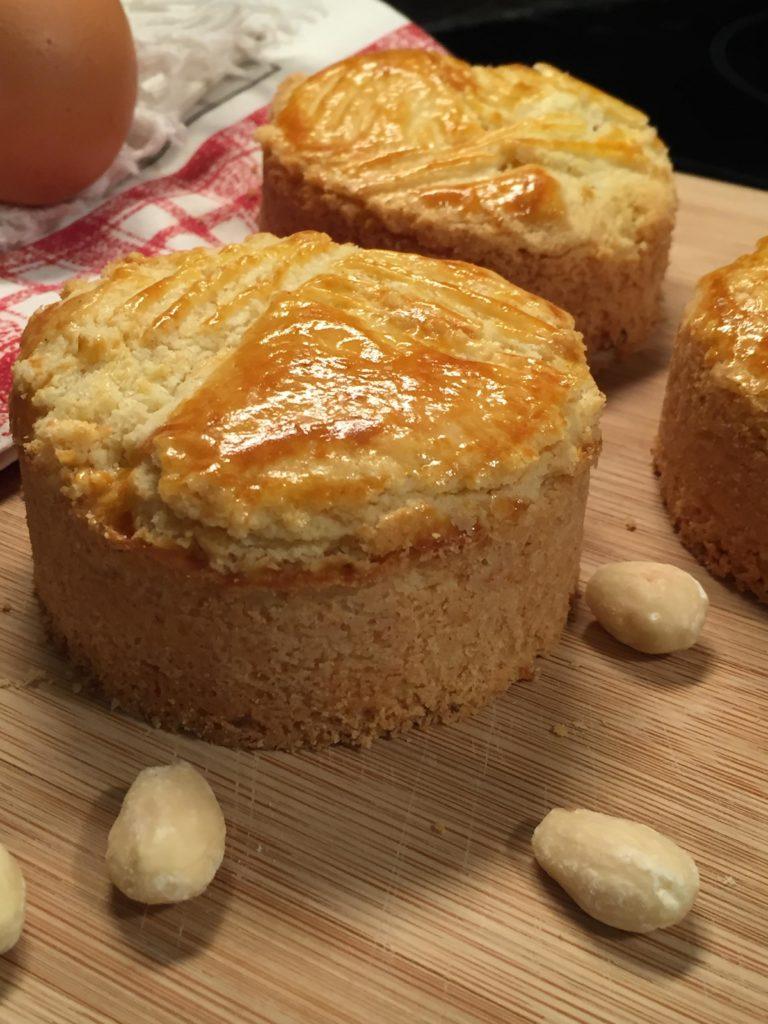 la vraie recette du gâteau basque