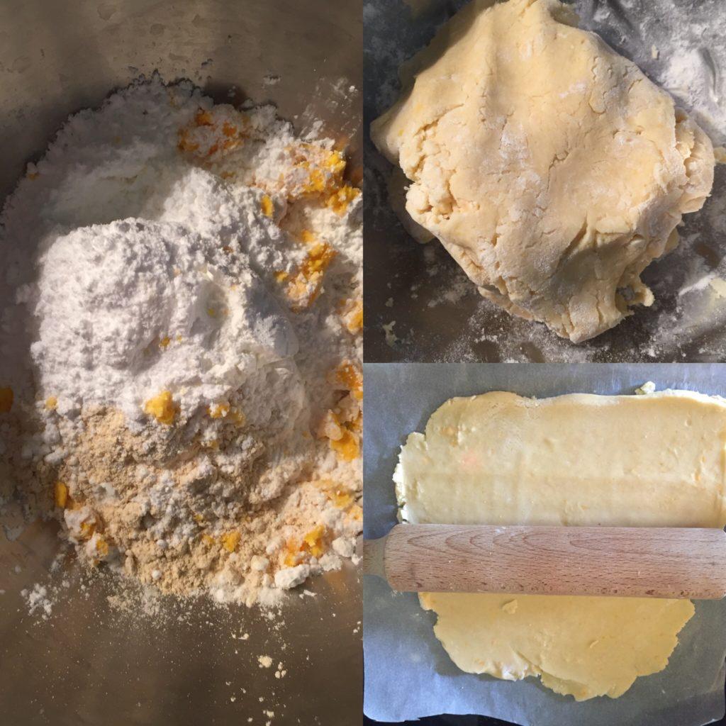 recette sans gluten pate linzer