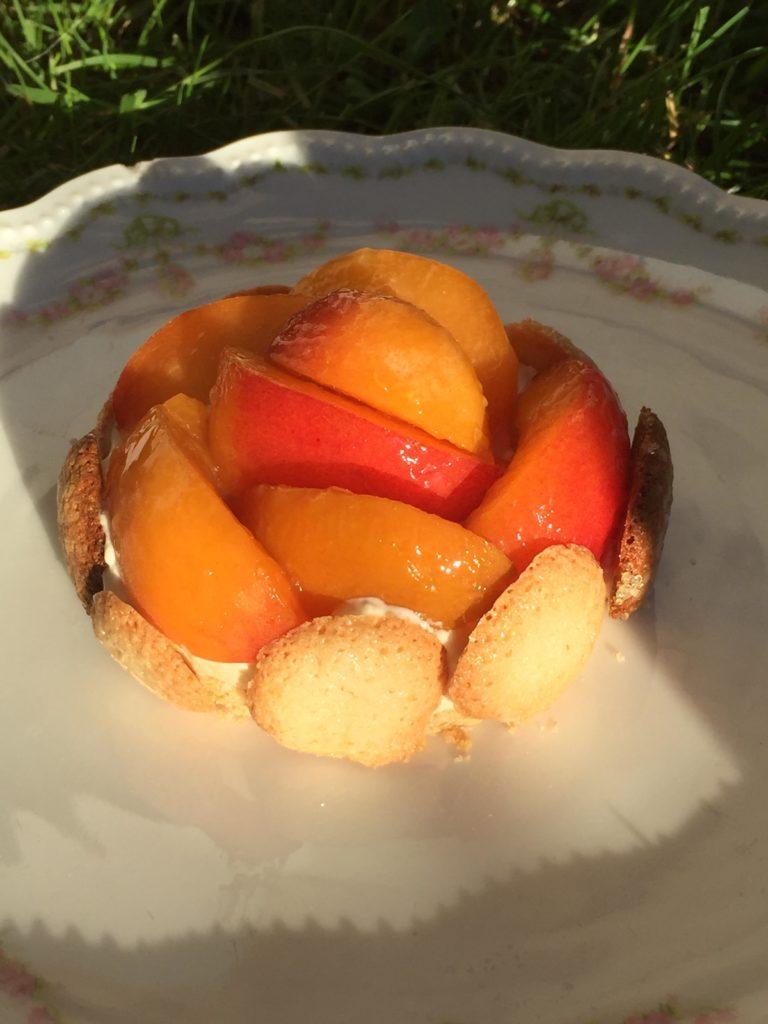 abricots amarettis