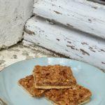 croaquants sans gluten aux amandes