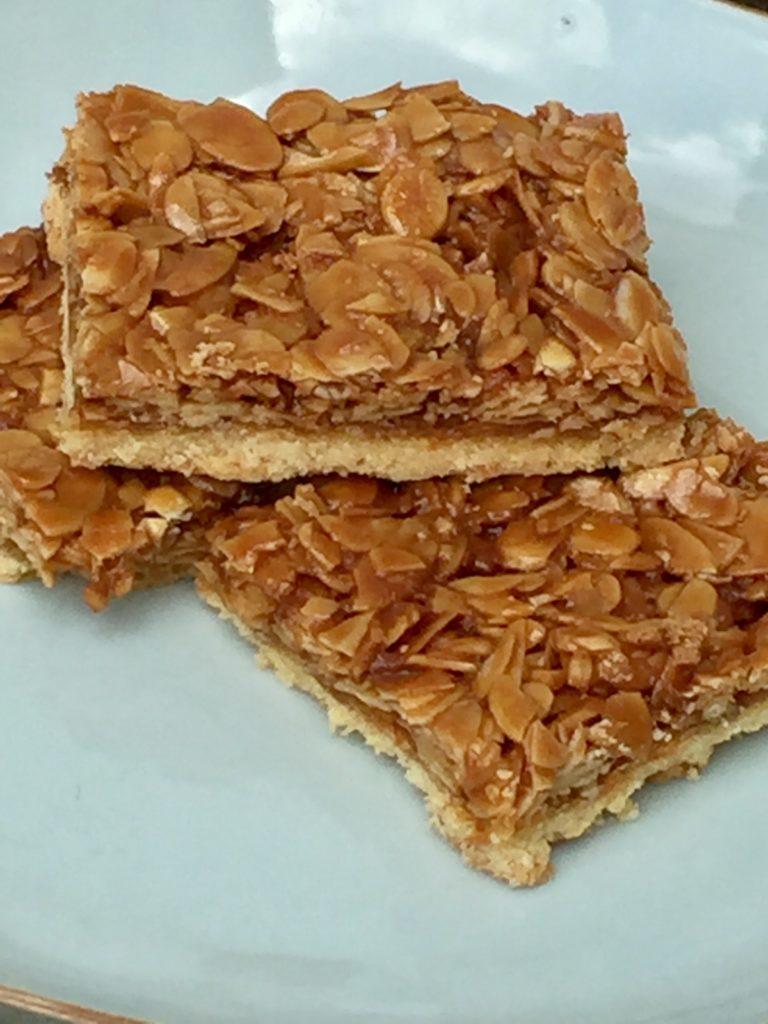 croquants sans gluten amandes et miel