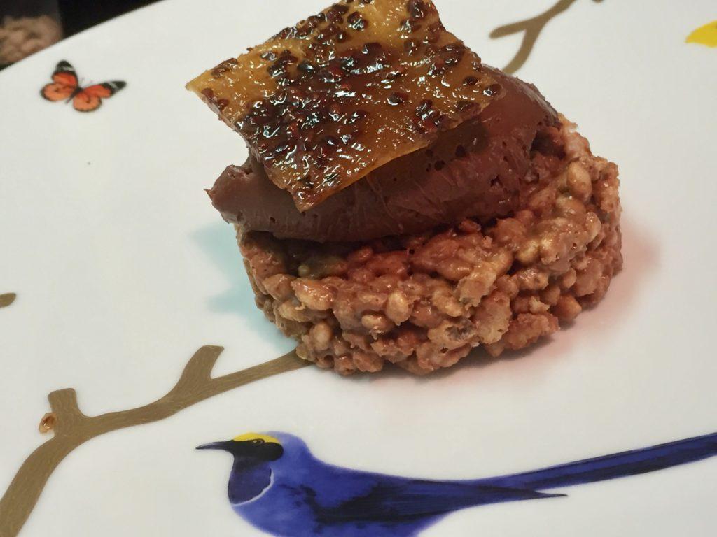 paisserie chocolat riz souffle