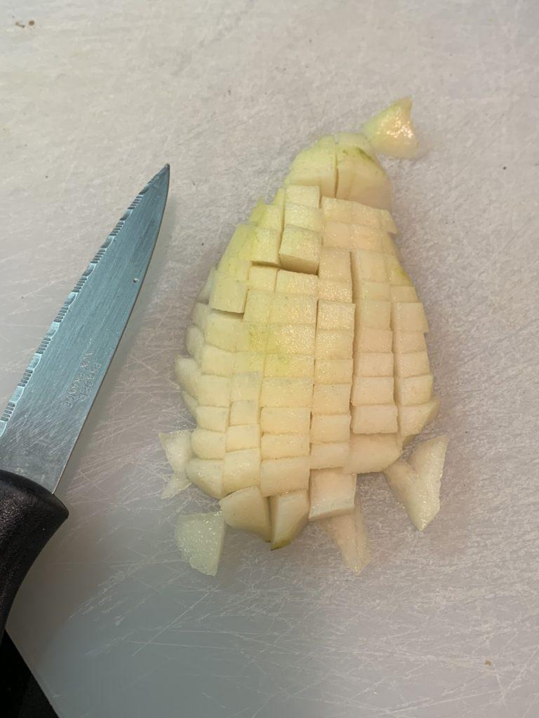poires pour tarte