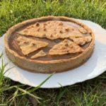 tarte sans gluten praline
