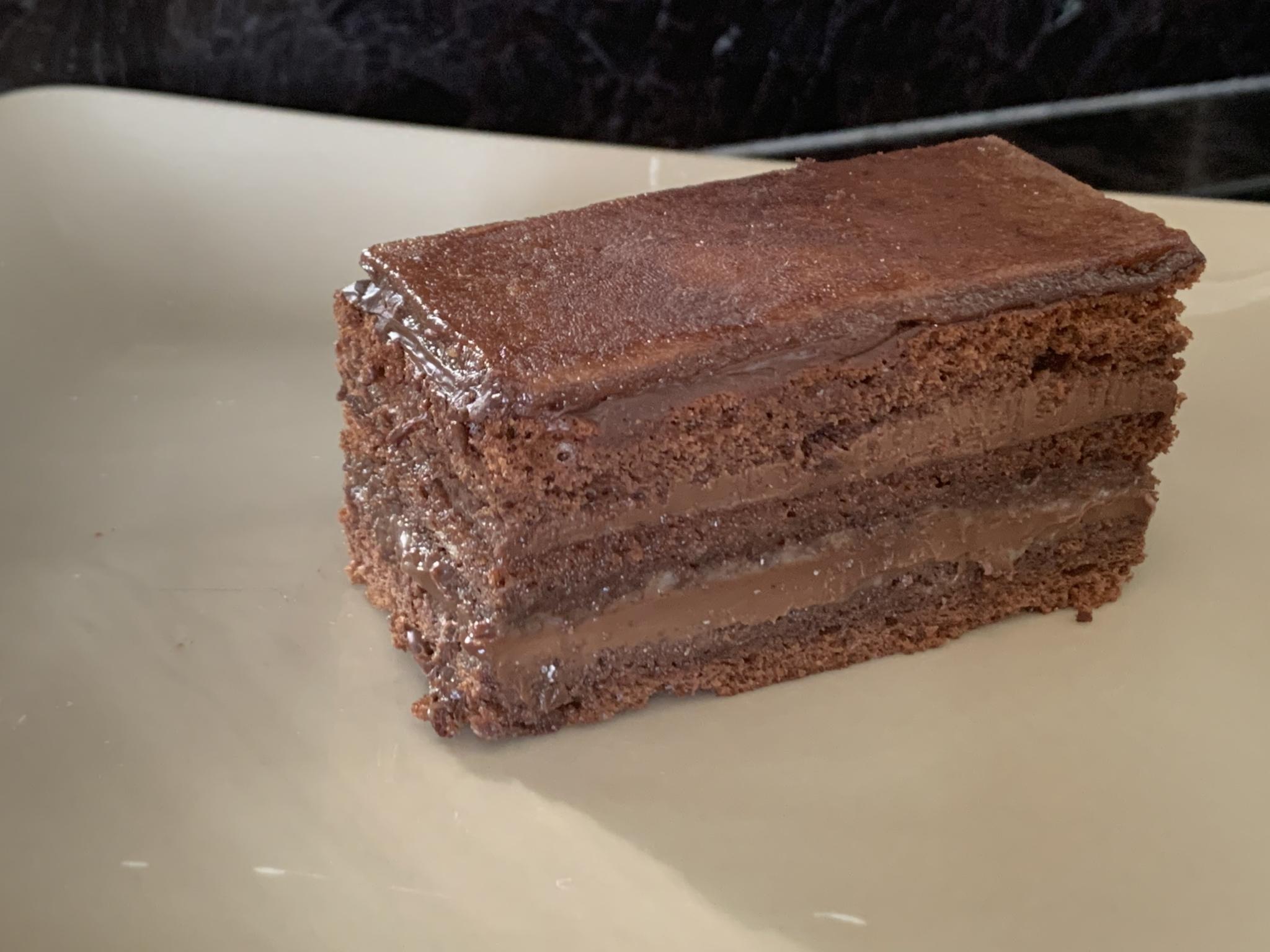 Cake de poche chocolat caramel adapté sans gluten d'une recette de Nicolas Bernadé