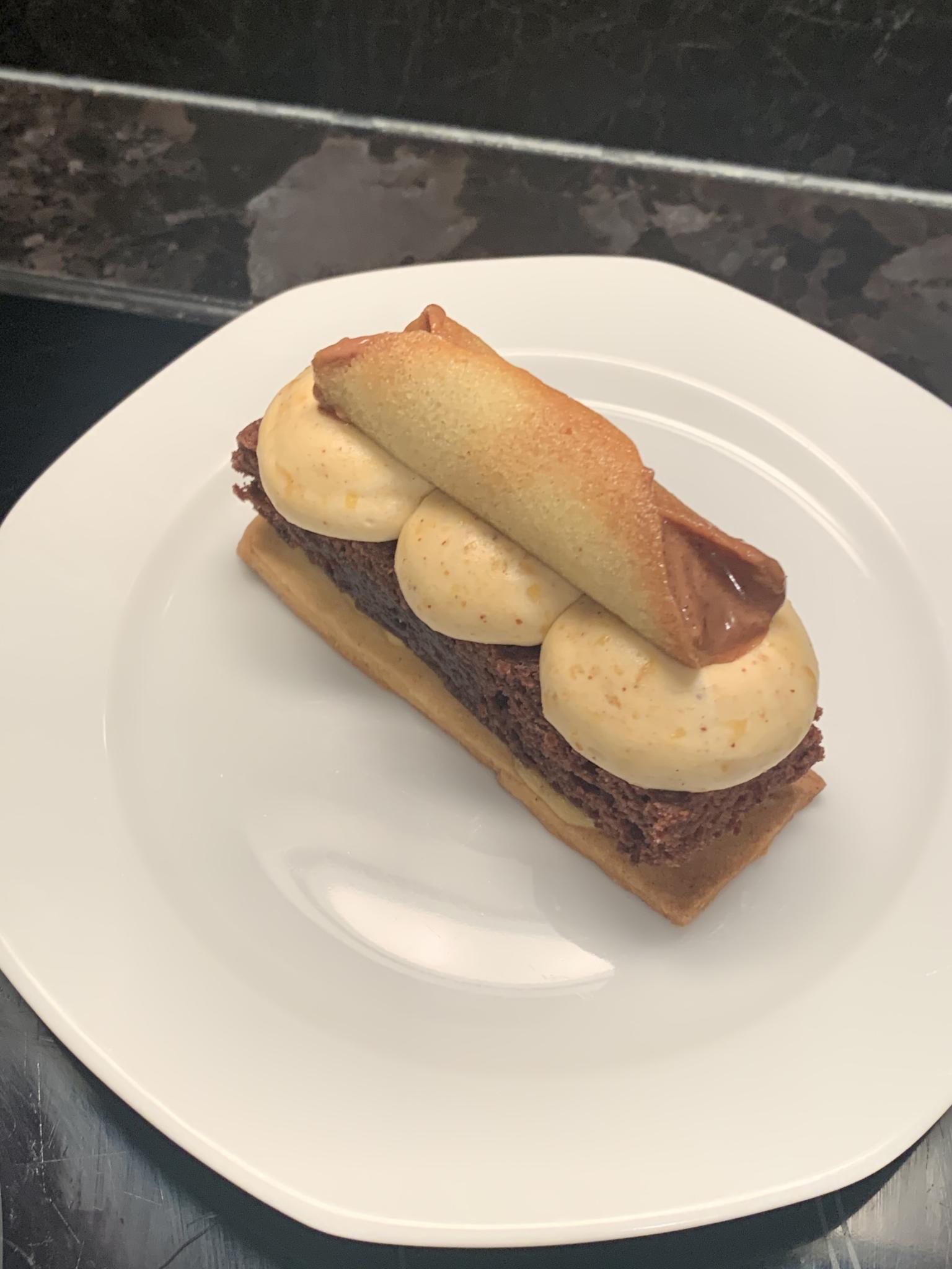 Pralinette adaptée sans gluten d'une recette de Pascal Caffet