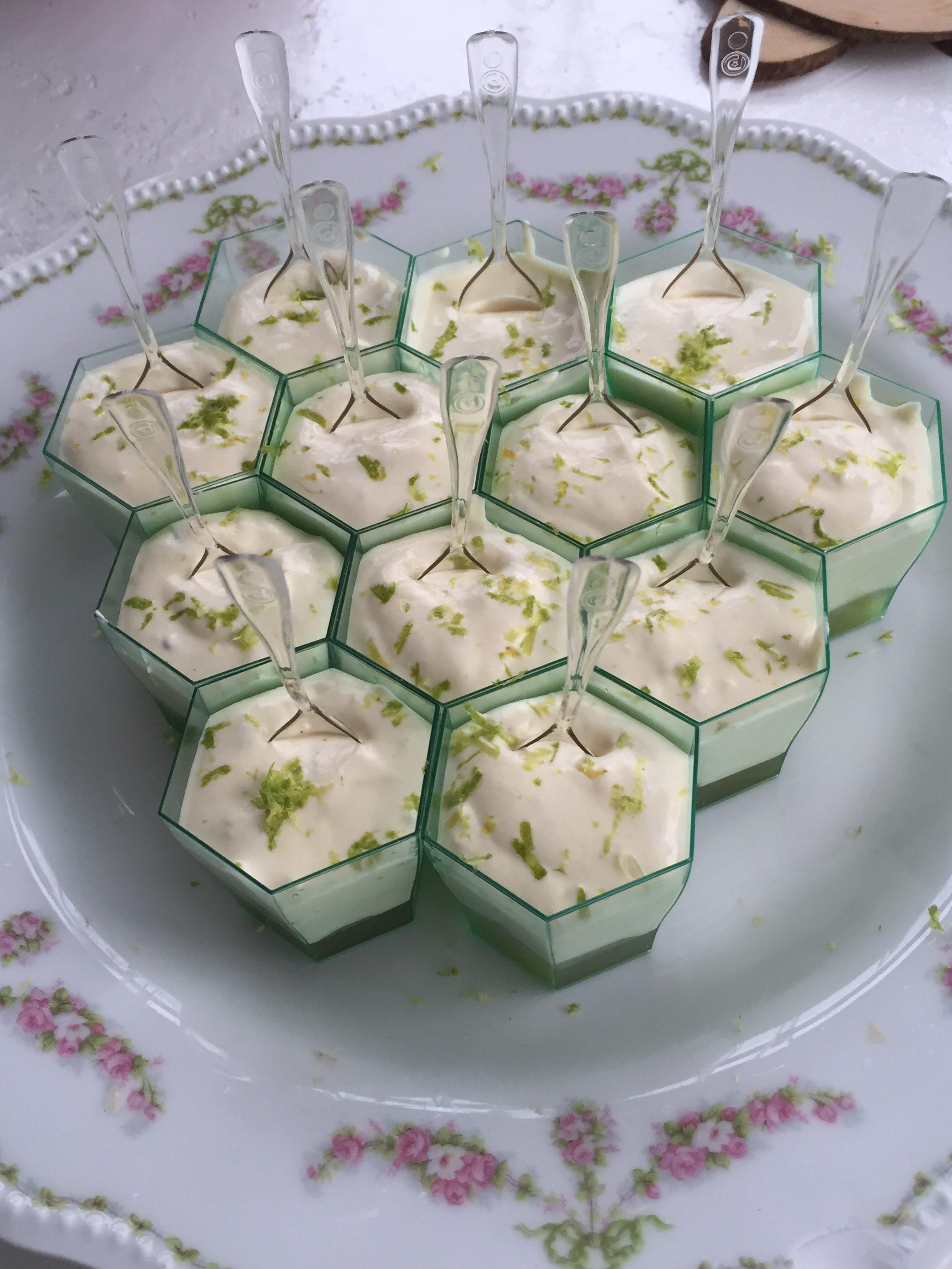 Tiramisu menthe citron vert recette Christophe Michalak