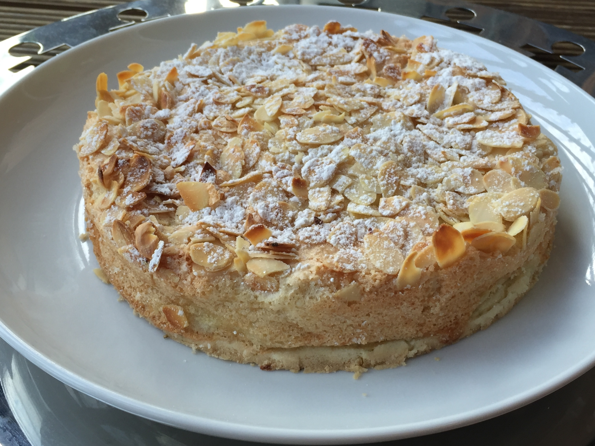Tarte Valbonnaise sans gluten selon Christophe Michalak